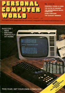 Personal Computer World cover May 1978