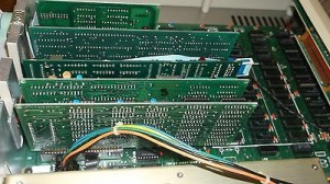 Inside an Apple II