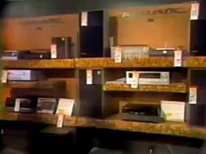 Radio Shack in 1978