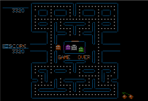 Apple II Pacman