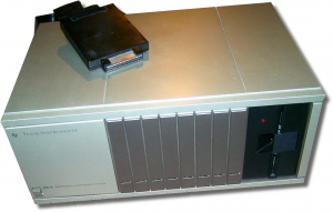 TI-99/4A Peripheral Expansion Box (PEB)