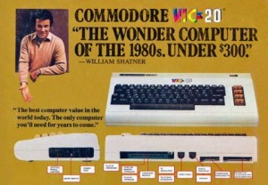 VIC-20 Advertisement