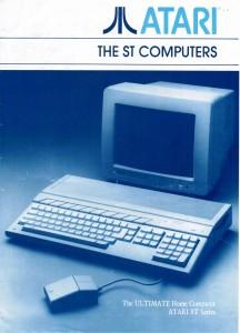 Atari ST brochure